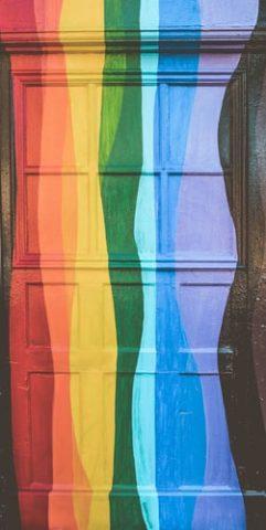 decorazioni pareti del colorificio tocco