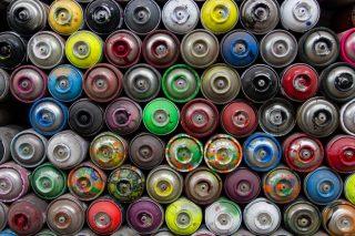 bombolette colorificio tocco - colori spary